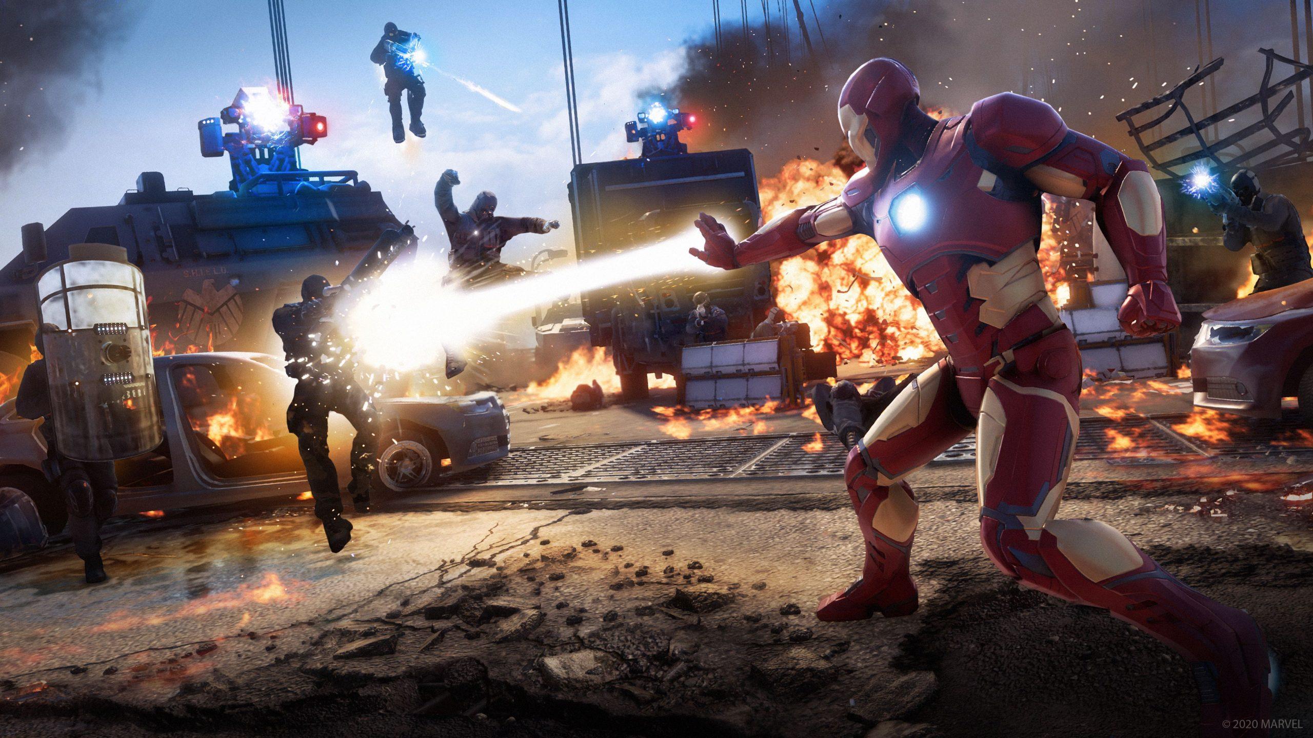 Marvel's Avengers se chlubí launch trailerem