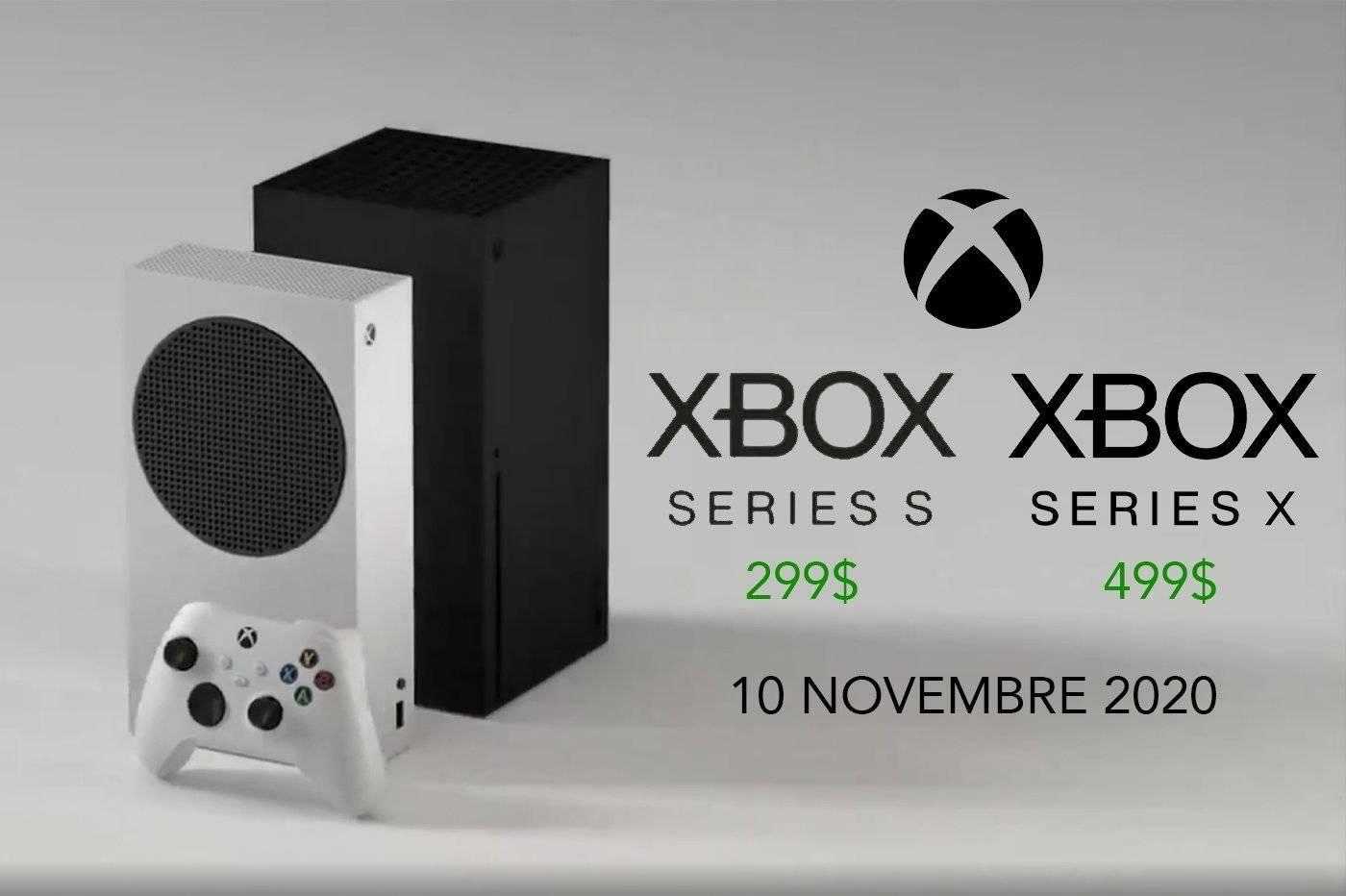 Xbox Series X a S mají datum vydání a cenu, Xbox Series S oficiálně představen