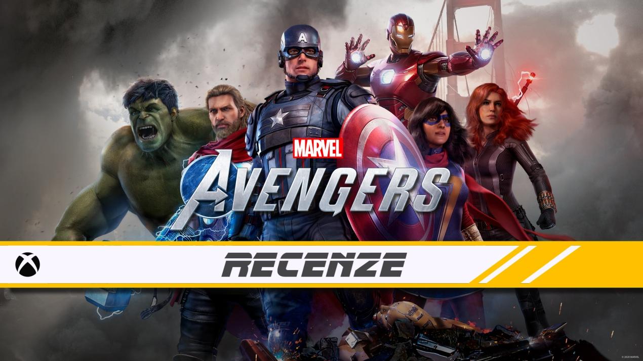 Marvel's Avengers – Recenze