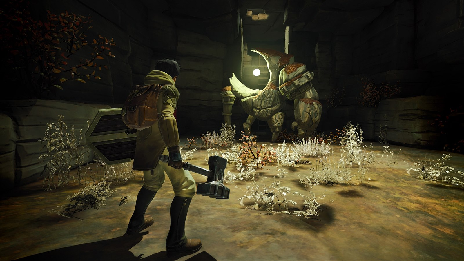 Představeno akční RPG Chronos: Before the Ashes