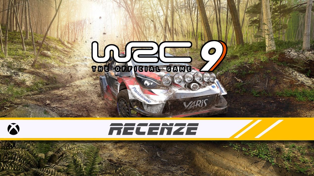 WRC 9 – Recenze
