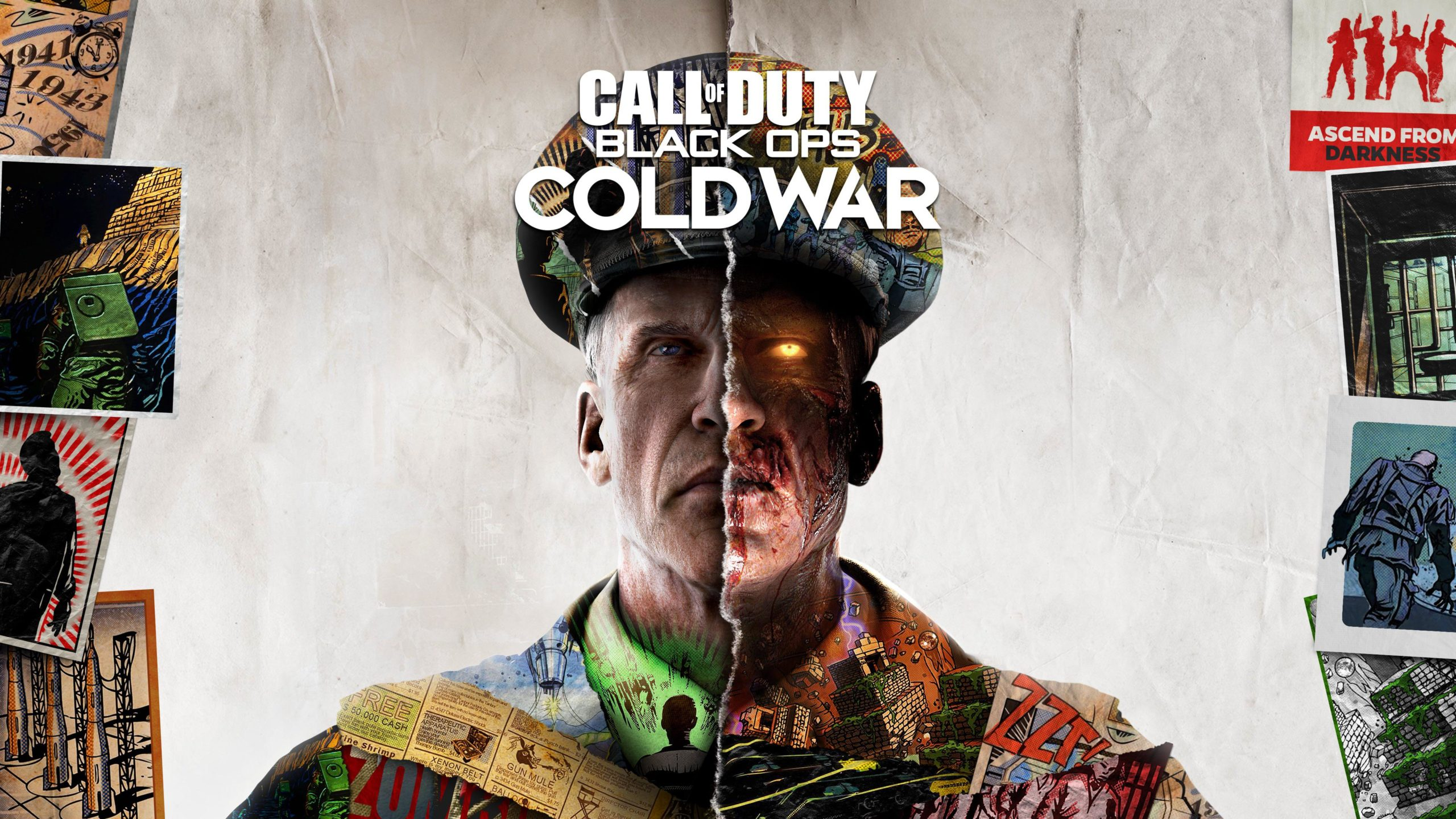 Call of Duty: Black Ops Cold War představuje Zombie režim