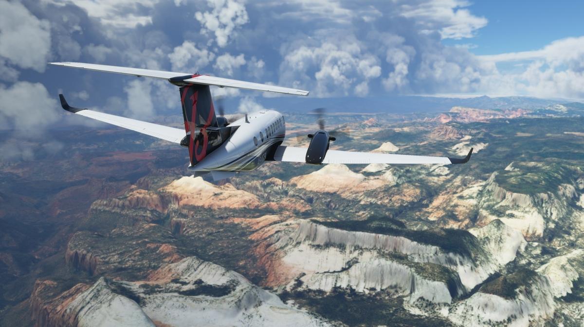 Microsoft Flight Simulator může být na Xboxu lepší než na PC