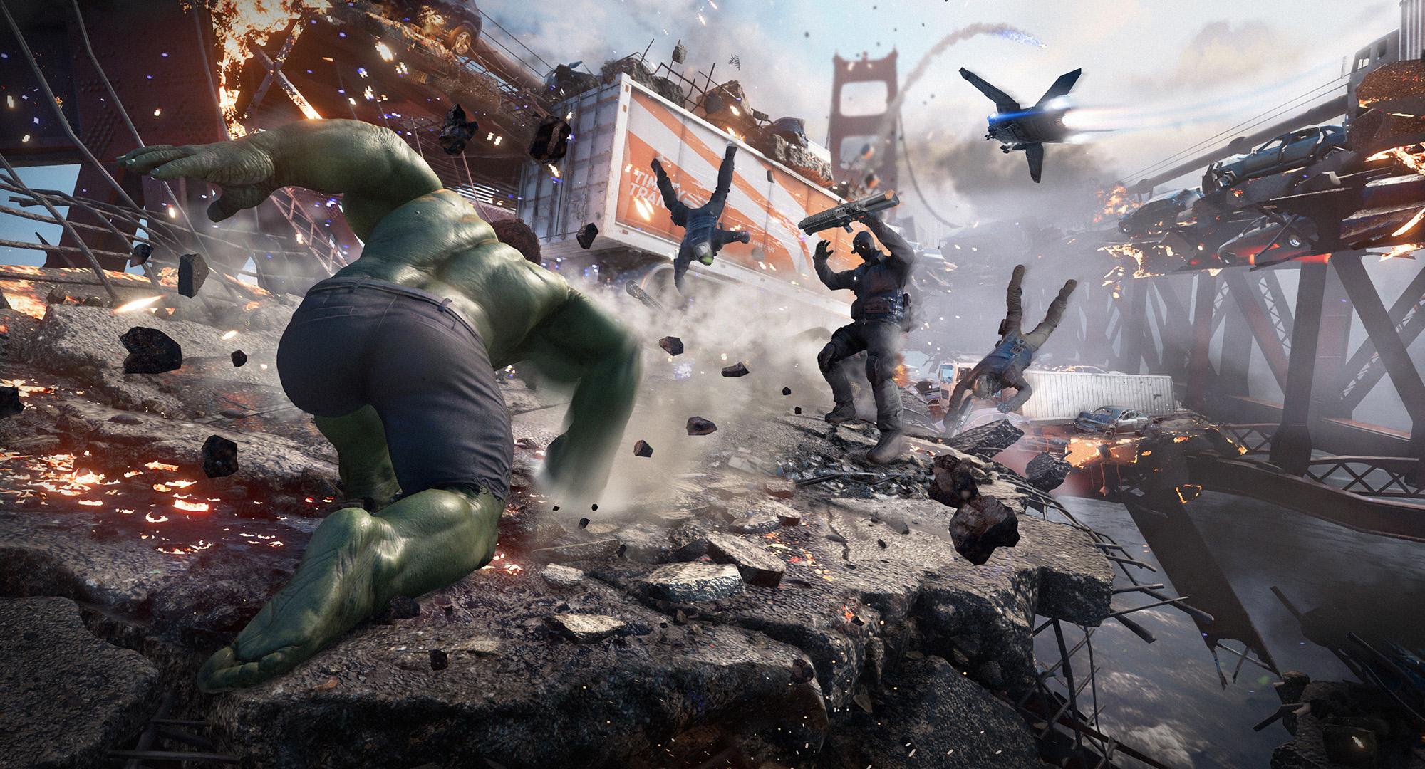 Marvel's Avengers v problémech, Next-gen verze odložena na příští rok
