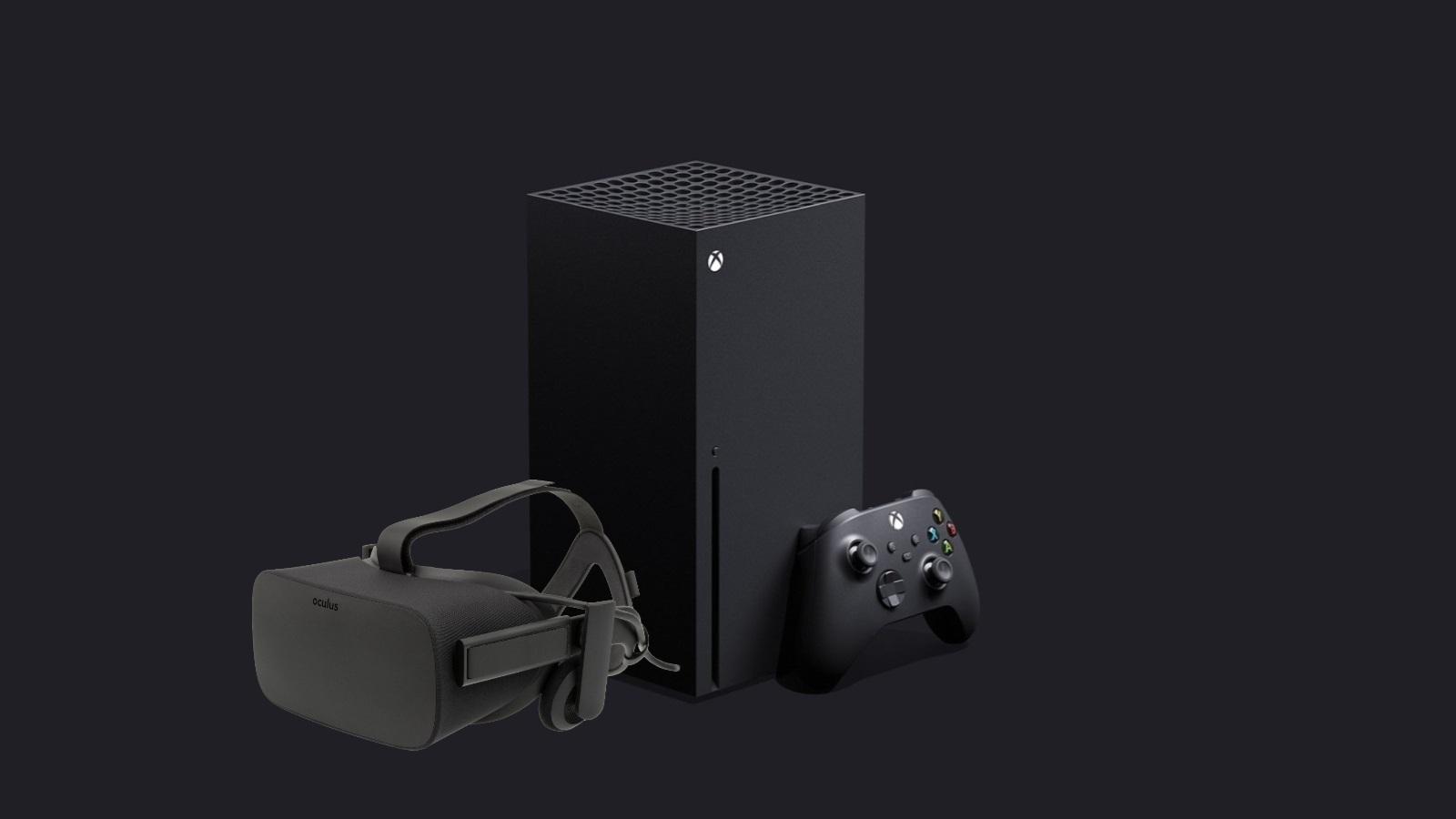 Xbox Series X se možná dočká podpory pro VR