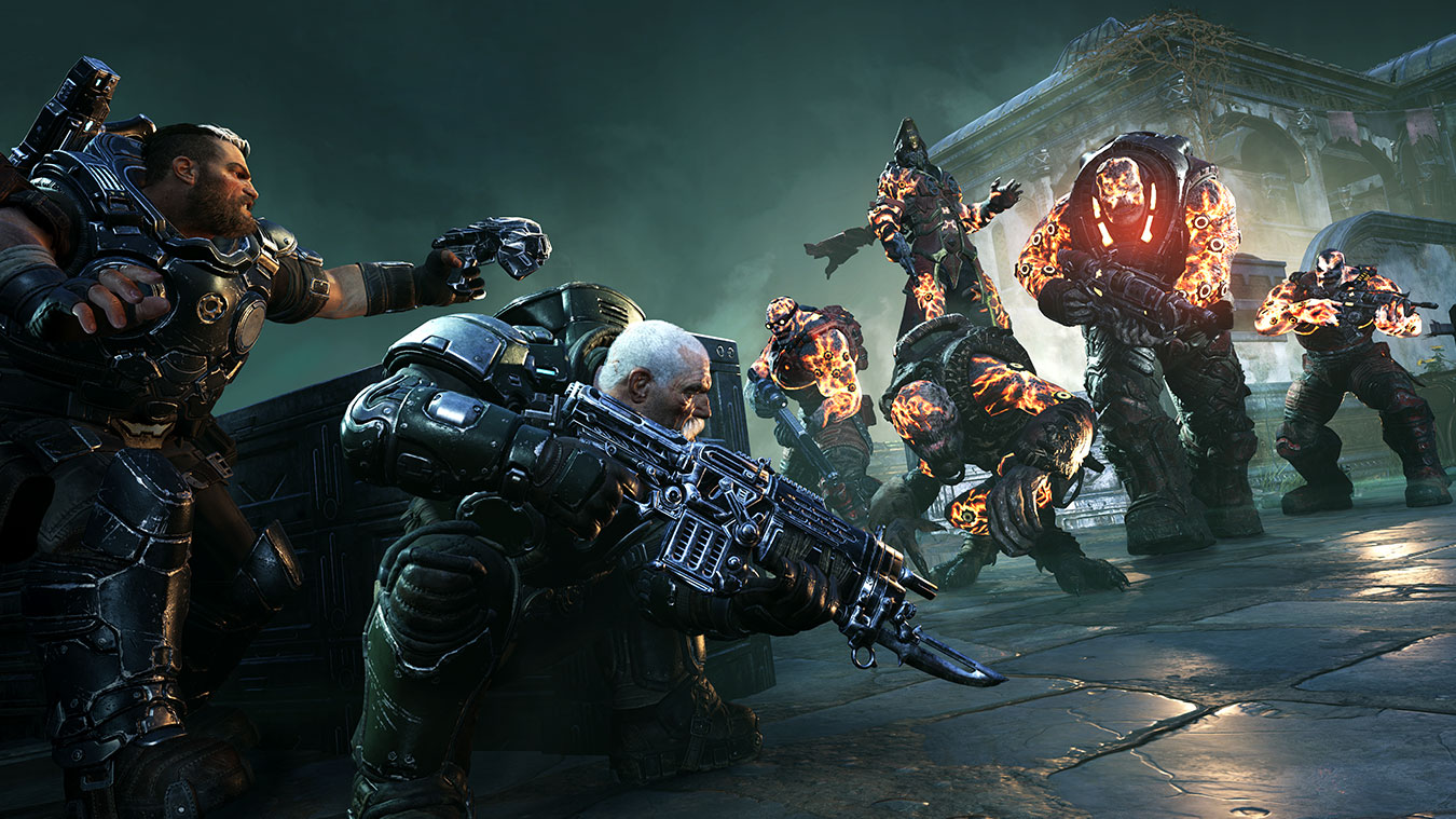 Gears Tactics v technických parametrech pro konzole Xbox