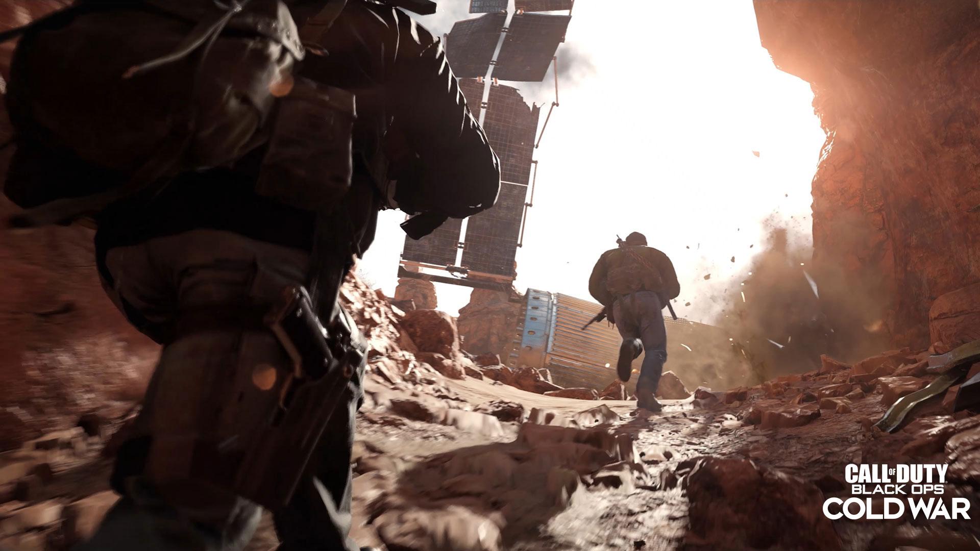 Call of Duty: Black Ops – Cold War představuje režim Fireteam: Dirty Bomb, dnes startuje beta na všech platformách