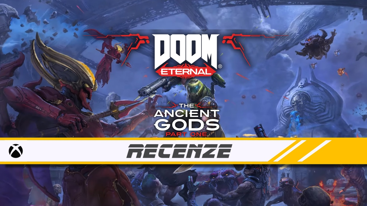 DOOM Eternal: Ancient Gods – Part One – Recenze