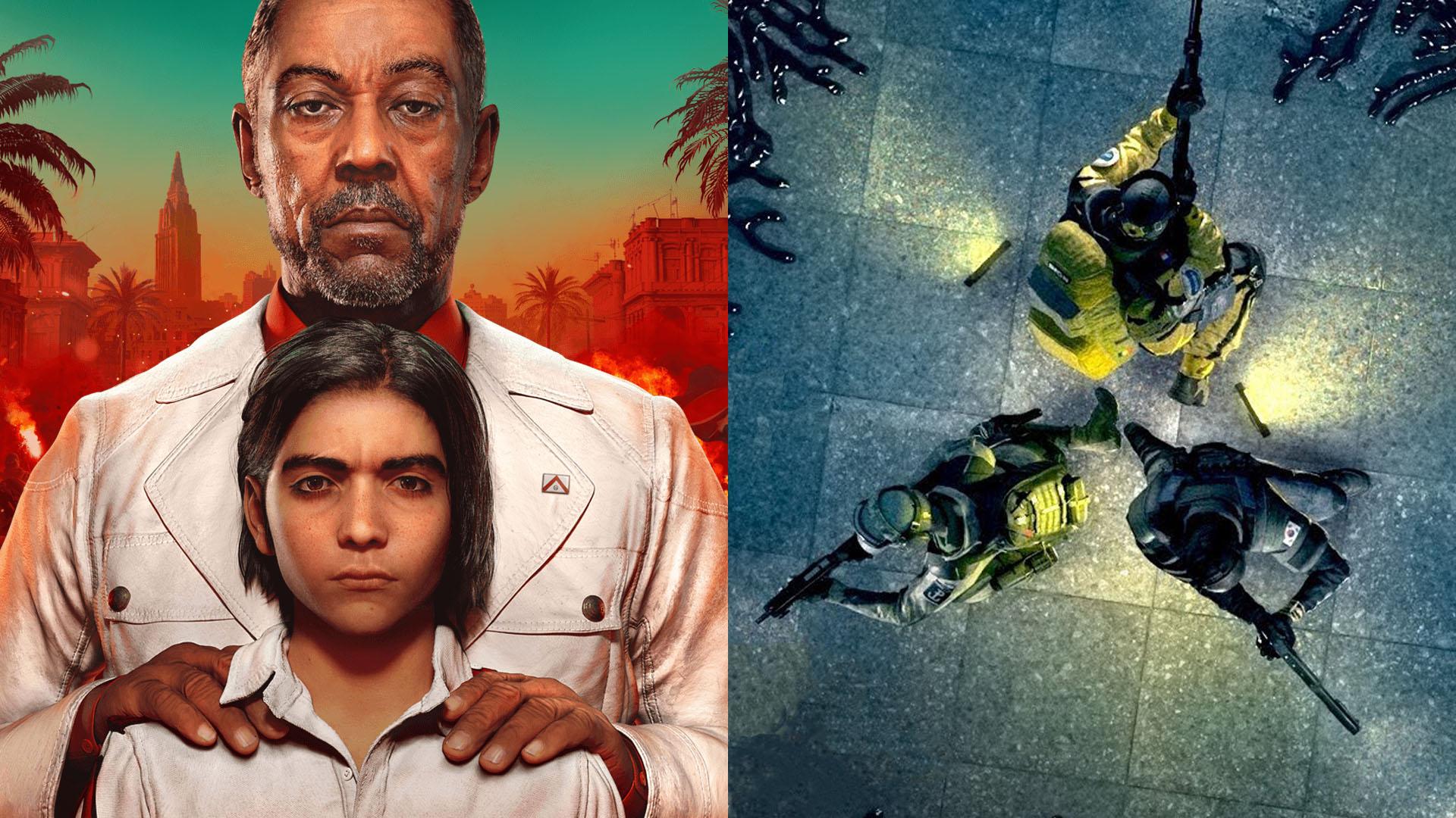 Far Cry 6 a Rainbow Six Quarantine vyjdou až v druhém kvartálu 2021
