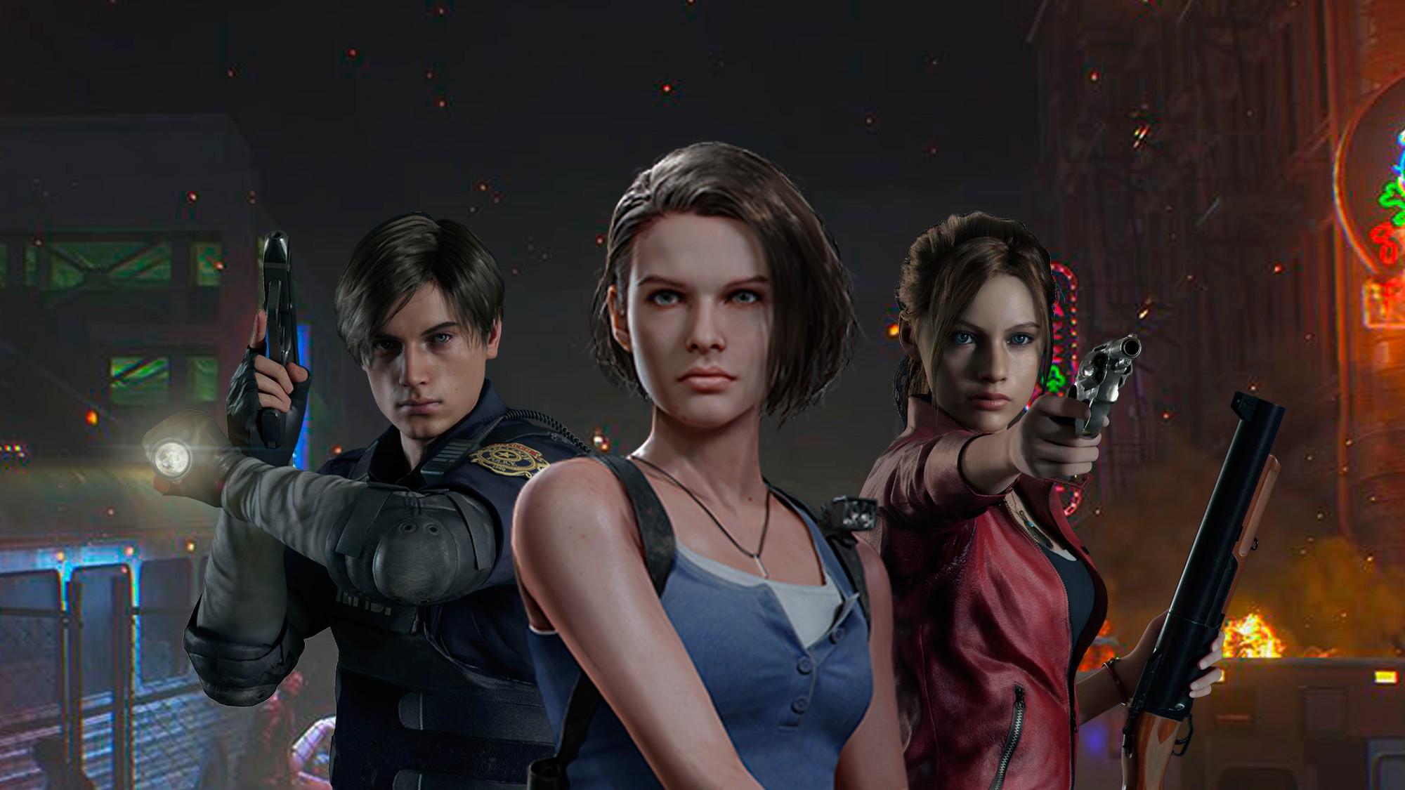 Představeno nové filmové zpracování Resident Evil