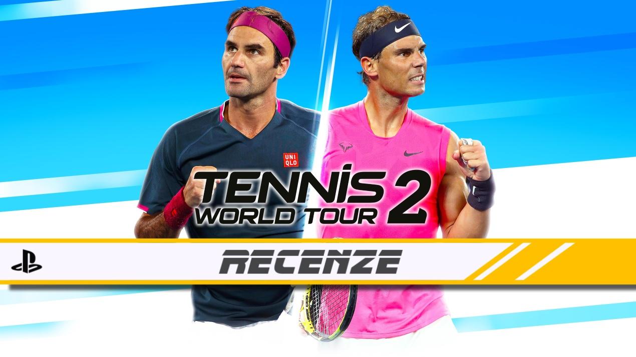 Tennis World Tour 2 – Recenze