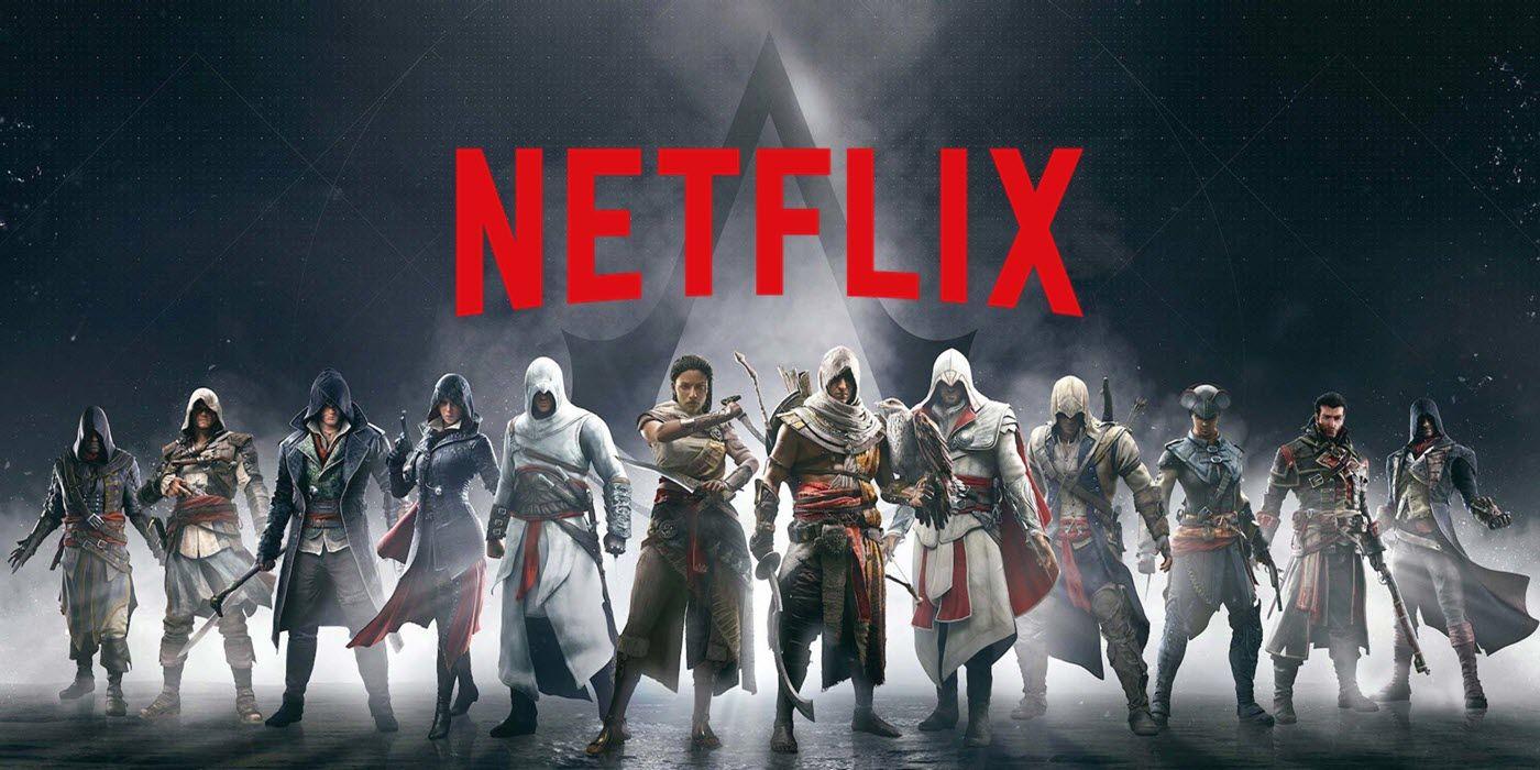 Assassin's Creed dostane hraný seriál pro službu Netflix