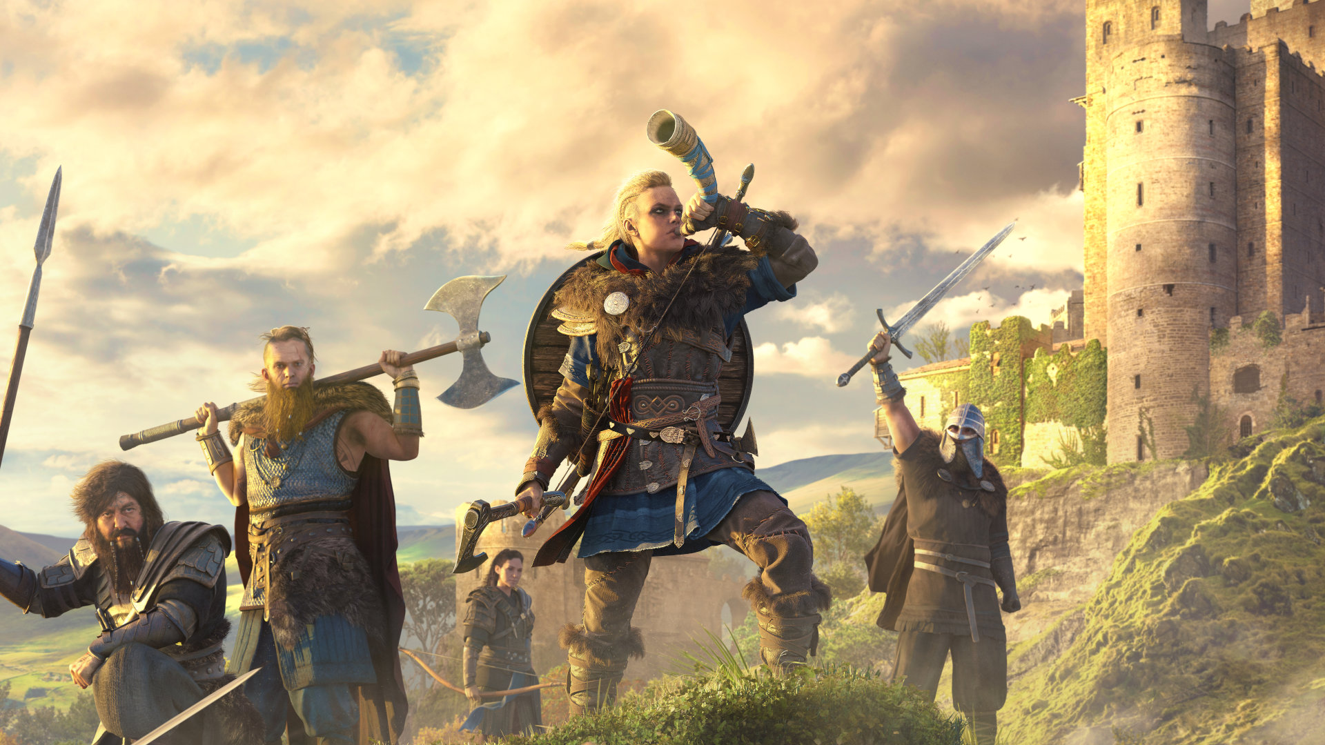Představen post-launch obsah pro hru Assassin's Creed: Valhalla