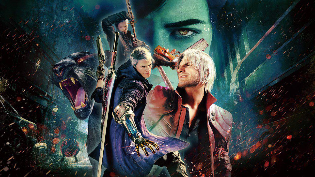 Víme jak poběží Devil May Cry 5 Special Edition na nextgen konzolích