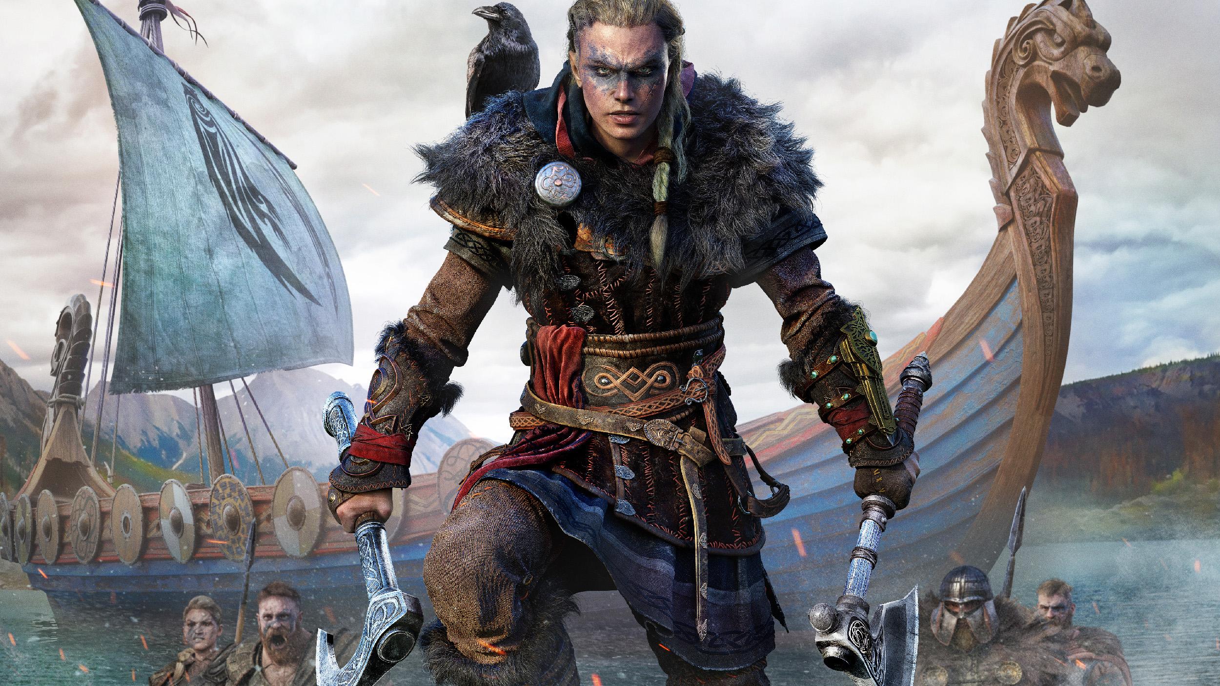 Assassin's Creed: Valhalla obdržela status GOLD, vydání nic nebrání