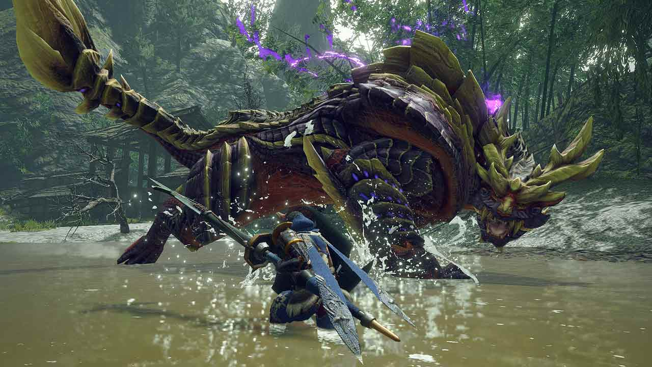 Monster Hunter Rise se ukazuje v 6ti minutovém gameplay videu