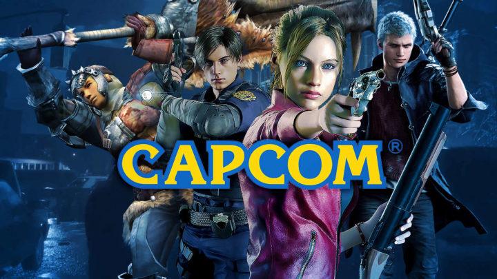 Capcomu unikl seznam chystaných projektů na 4 roky dopředu