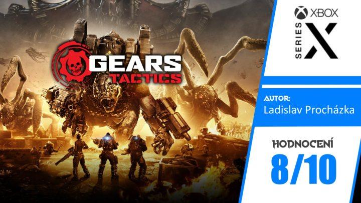 Gears Tactics – Recenze