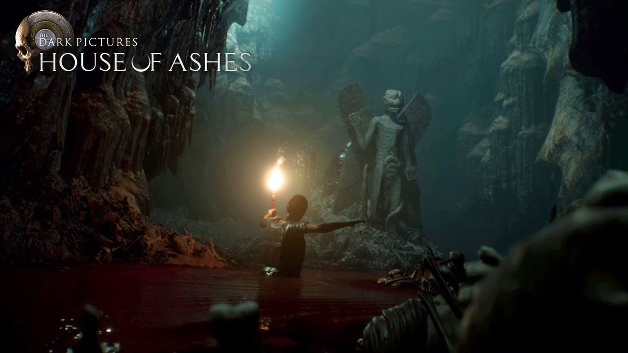 Horor The Dark Pictures Anthology: House of Ashes plnohodnotně představen