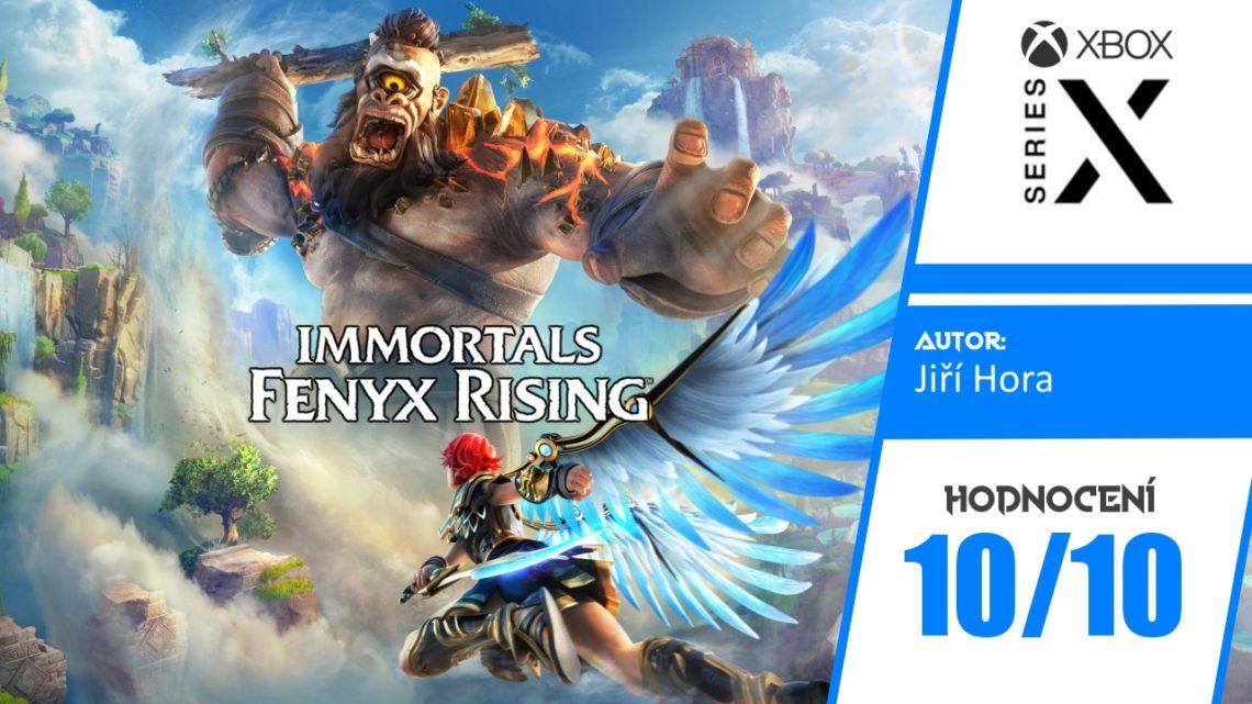 Immortals: Fenyx Rising – Recenze
