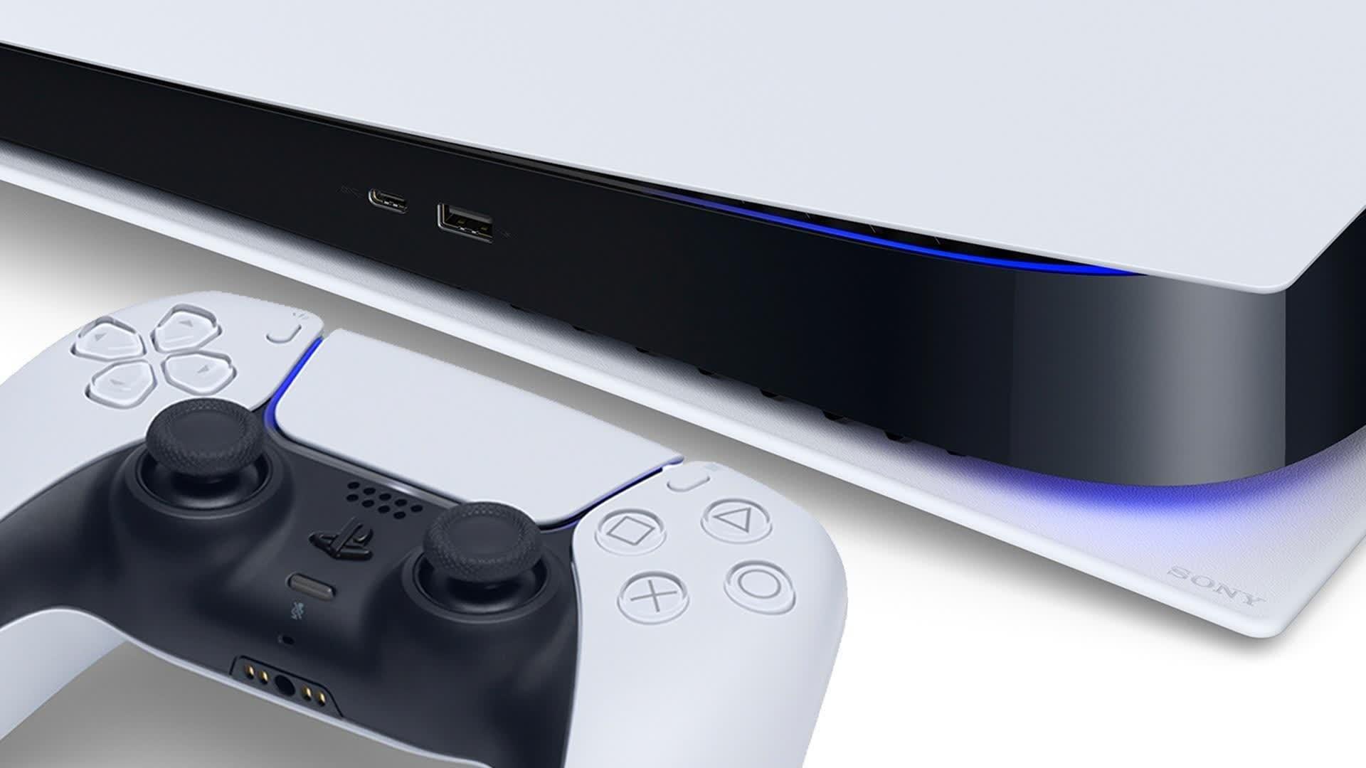 Úložistě konzole Playstation 5 zatím nepůjde rozšířit