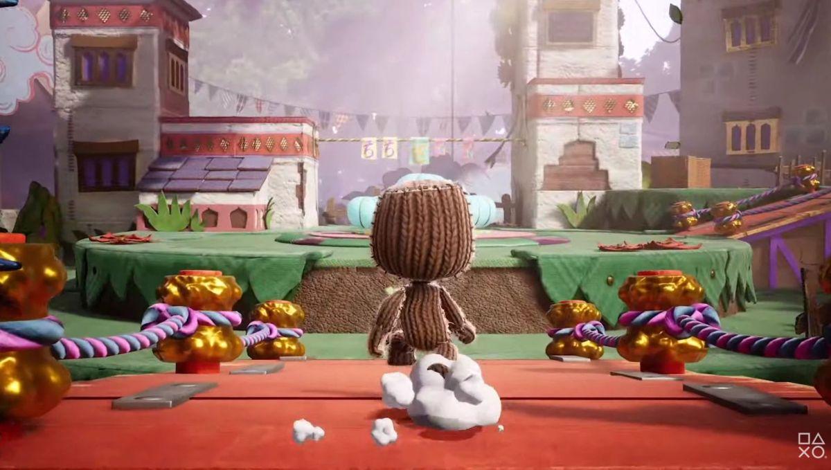 Sackboy: A Big Adventure se hlásí s launch trailerem