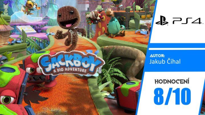 Sackboy: A Big Adventure – Recenze