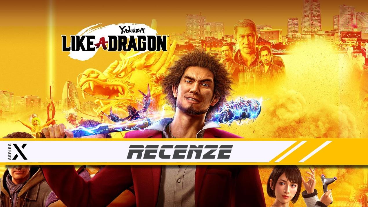 Yakuza 7: Like a Dragon – Recenze