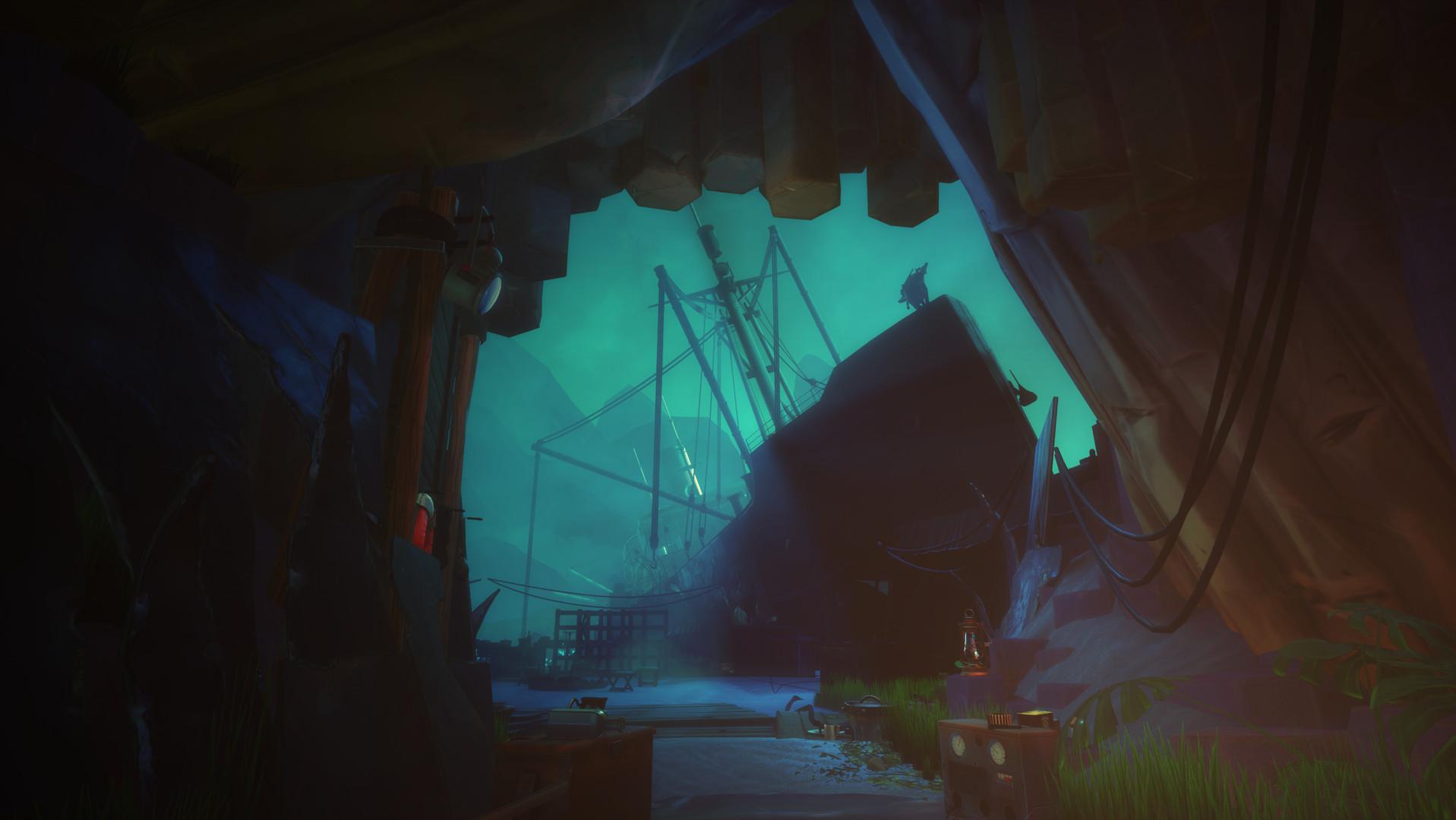 Xboxová exkluzivita Call of the Sea vyjde začátkem prosince