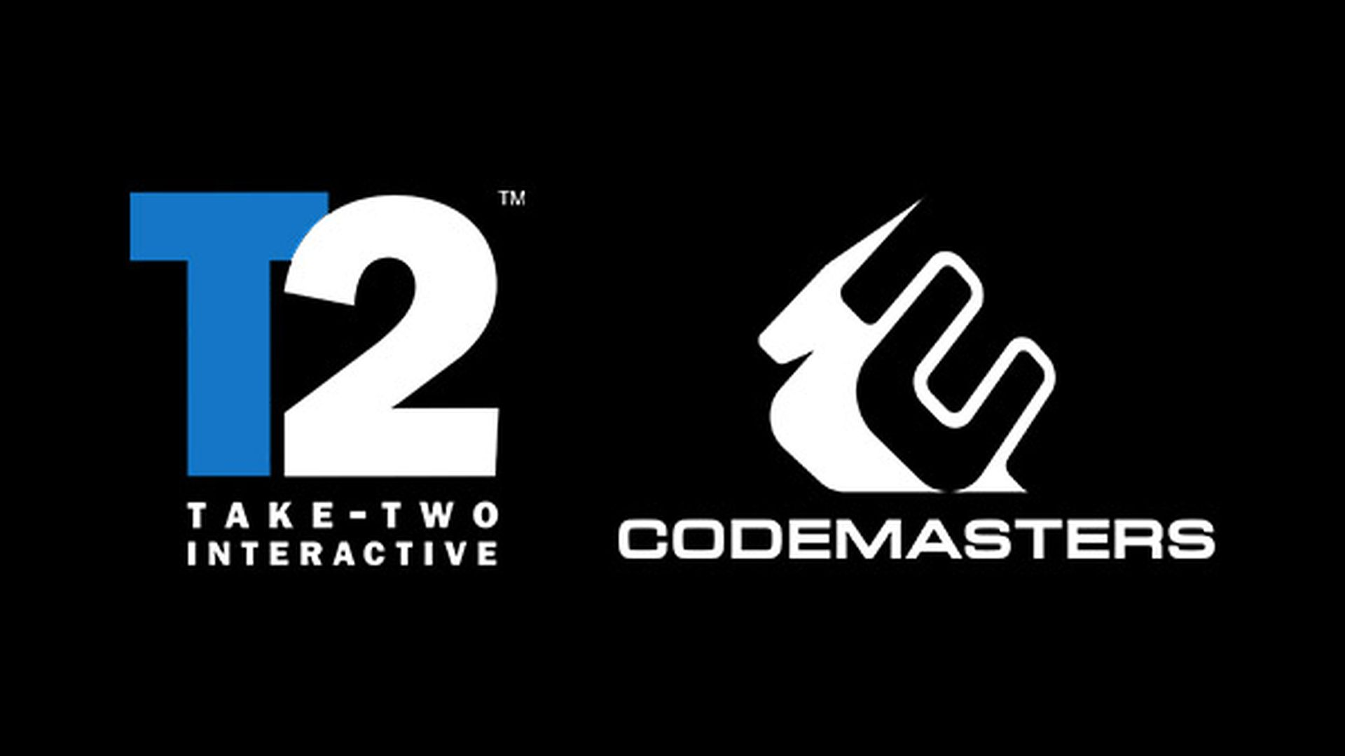 Take-Two je odhodláno koupit Codemasters