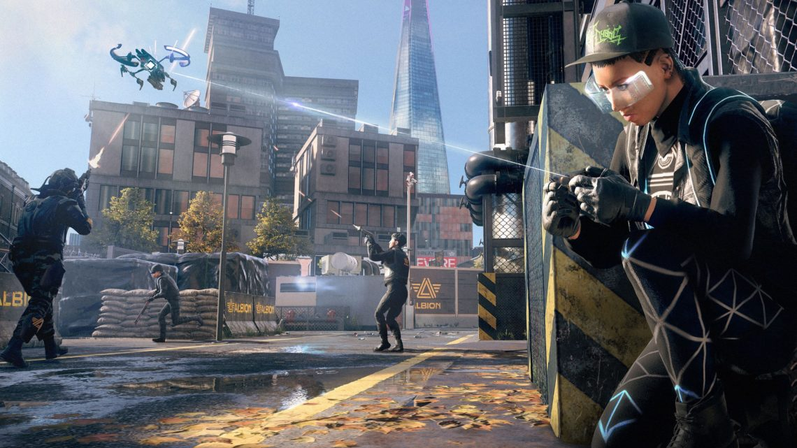 Online režim pro Watch Dogs: Legion se odkládá