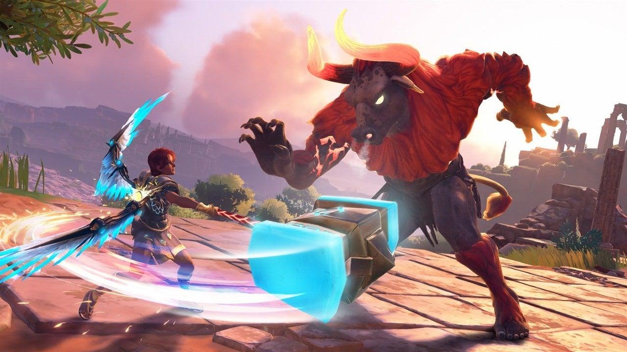 Odhaleny HW nároky hry Immortals: Fenyx Rising