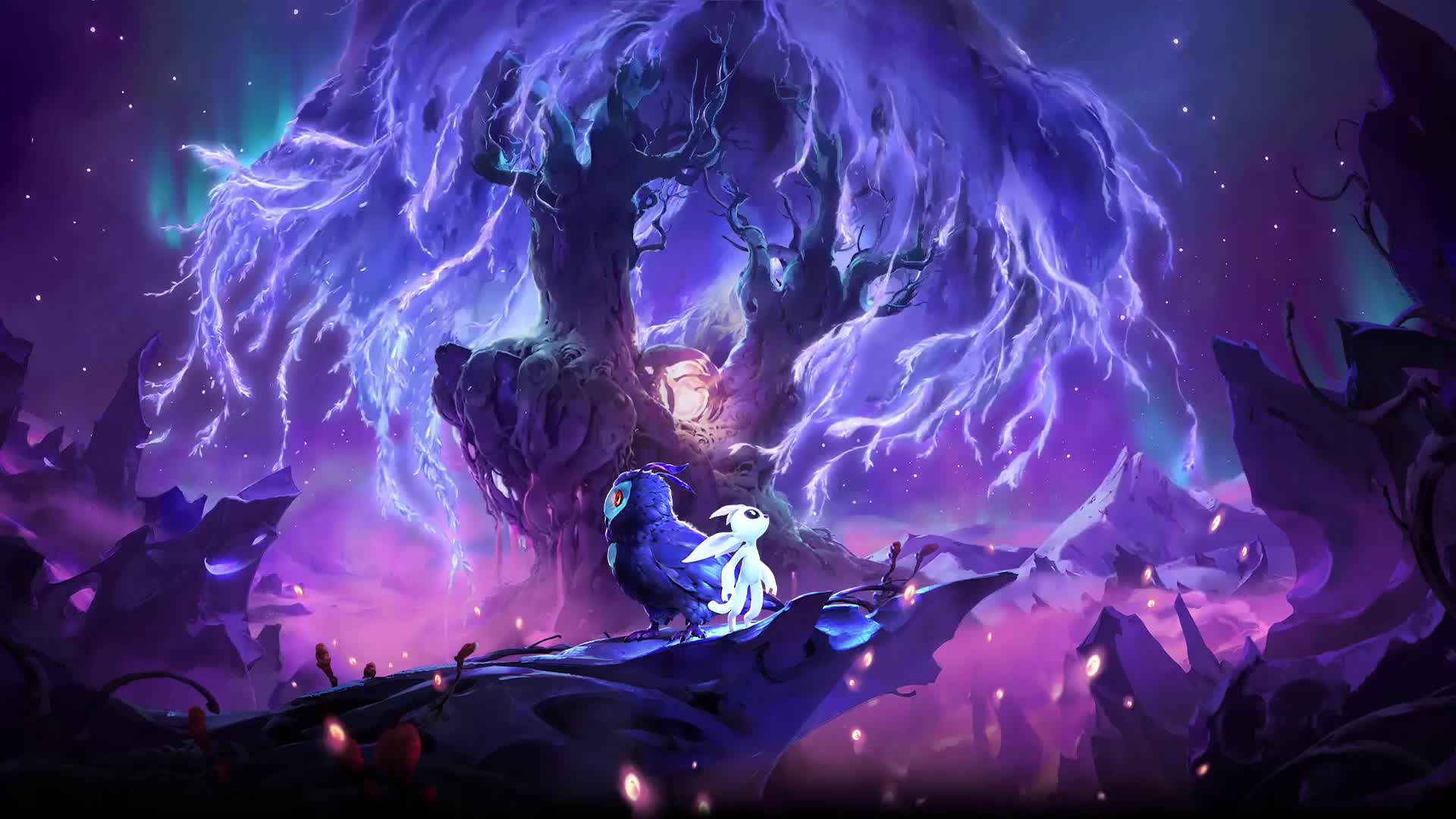 Ori and the Will of the Wisps je na Xbox Series X renderován v 6K