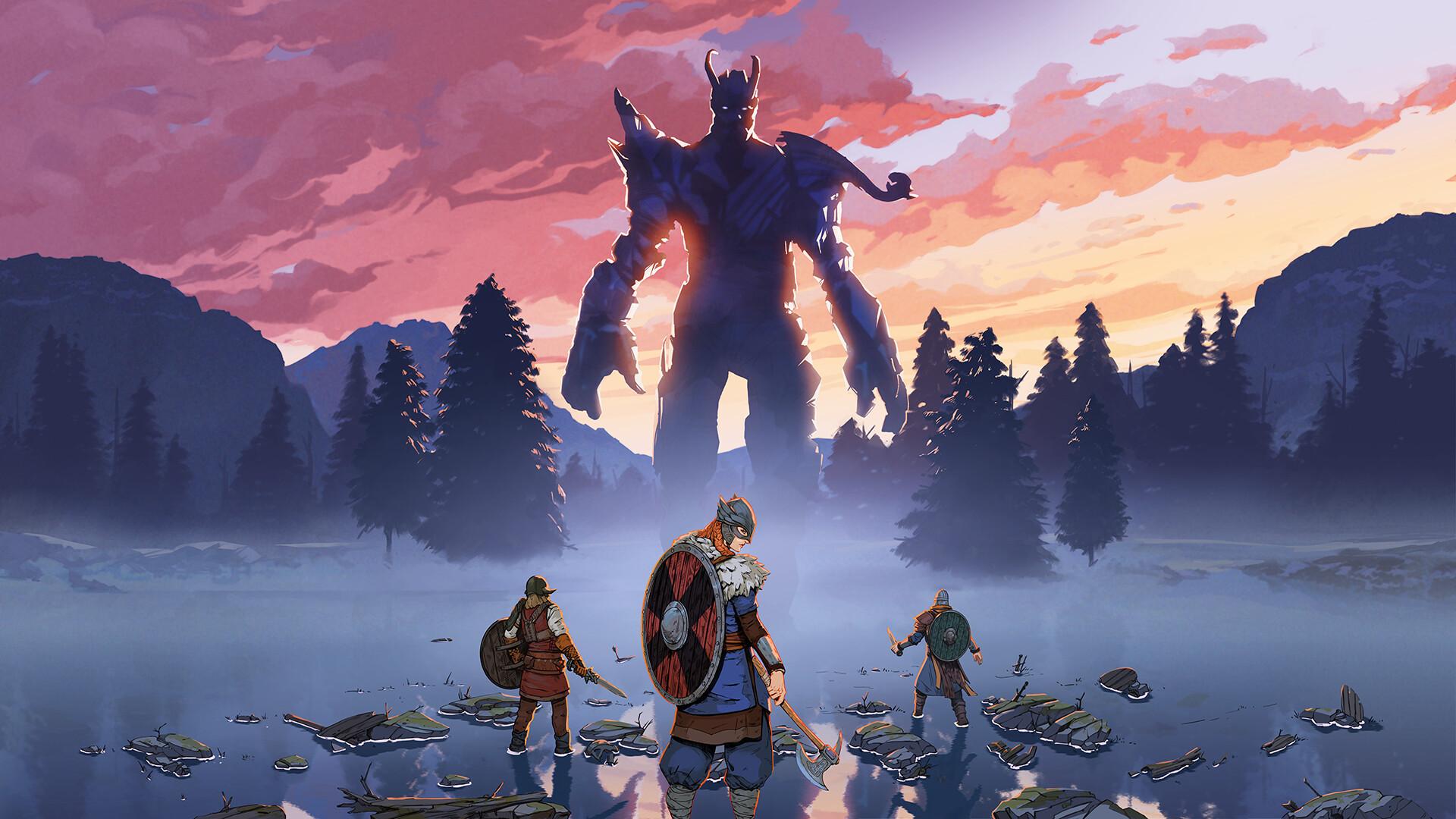 Představena hra pro PS5 s názvem Tribes of Midgard