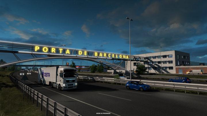 Euro Truck Simulator 2 a American Truck se dočkají vylepšení, DLC pro ETS2 se však odkládá