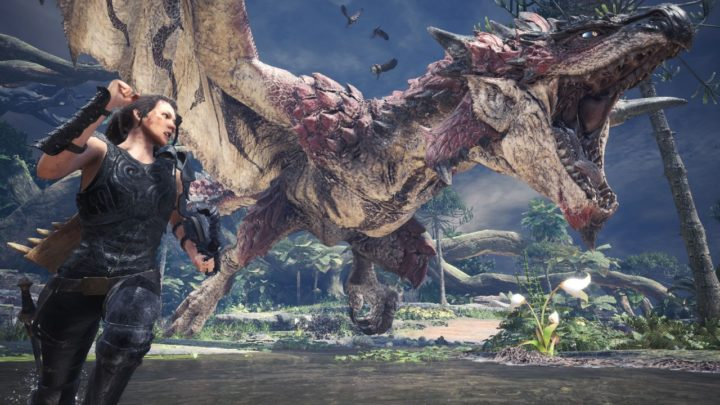 Do hry Monster Hunter World zavítá event inspirovaný filmem Monster Hunter