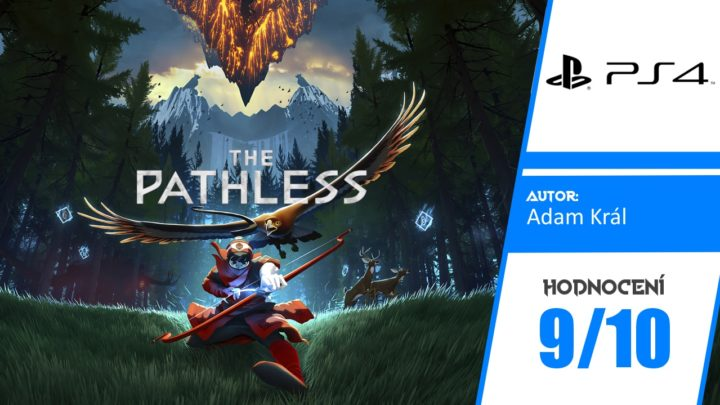 The Pathless – Recenze