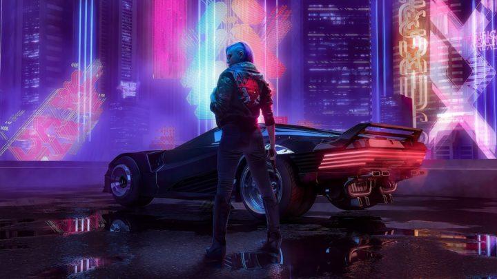 Cyberpunk 2077 na Xbox Series X ve 4K a 60 fps