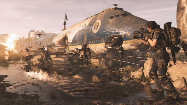 Tom Clancy's The Division 2 obdrží vylepšení pro Xbox Series X a PS5