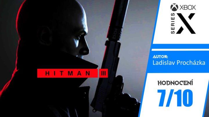 HITMAN III – Recenze