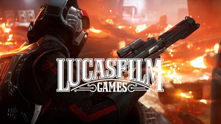 Všechny Star Wars hry budou nyní nově spadat pod LucasFilm Games