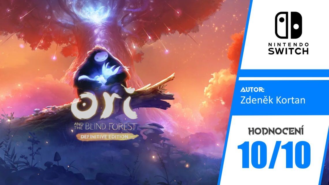 Ori and the Blind Forest – Recenze
