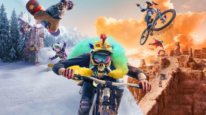 Odložena multiplayerová sportovní hra Riders Republic