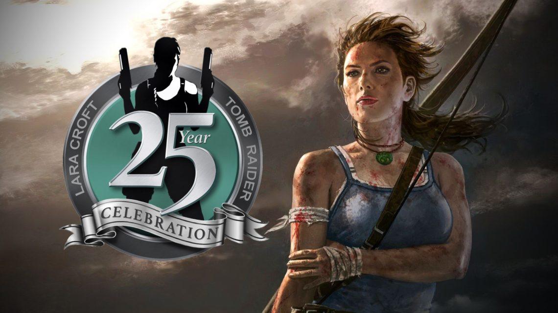 Do hlubin 25 let série Tomb Raider