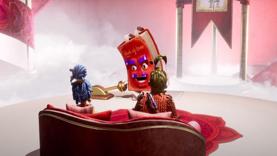 It Takes Two se ukazuje v novém gameplay traileru