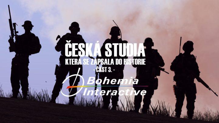Česká herní studia, která se zapsala do historie – Bohemia Interactive