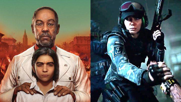 Far Cry 6 a nové Rainbow Six vyjdou do konce letošního září