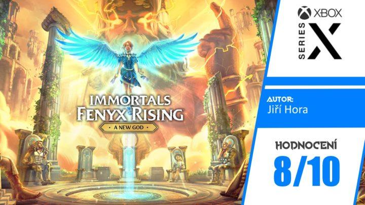 Immortals: Fenyx Rising – A New God – Recenze