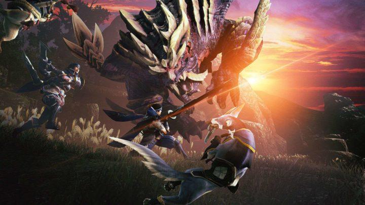 Monster Hunter Rise se hlásí o pozornost novým trailerem