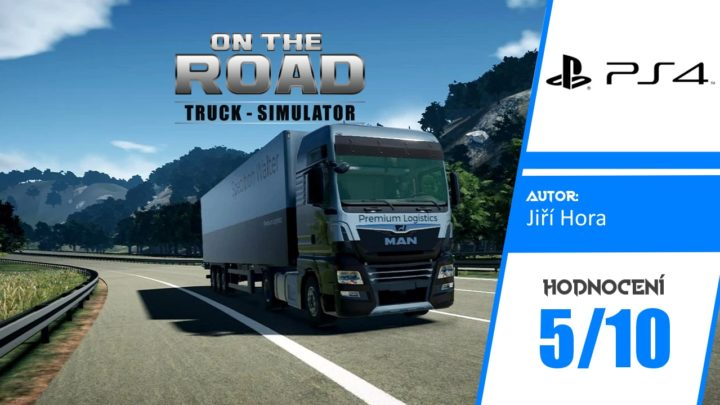 On The Road: Truck Simulator – Recenze